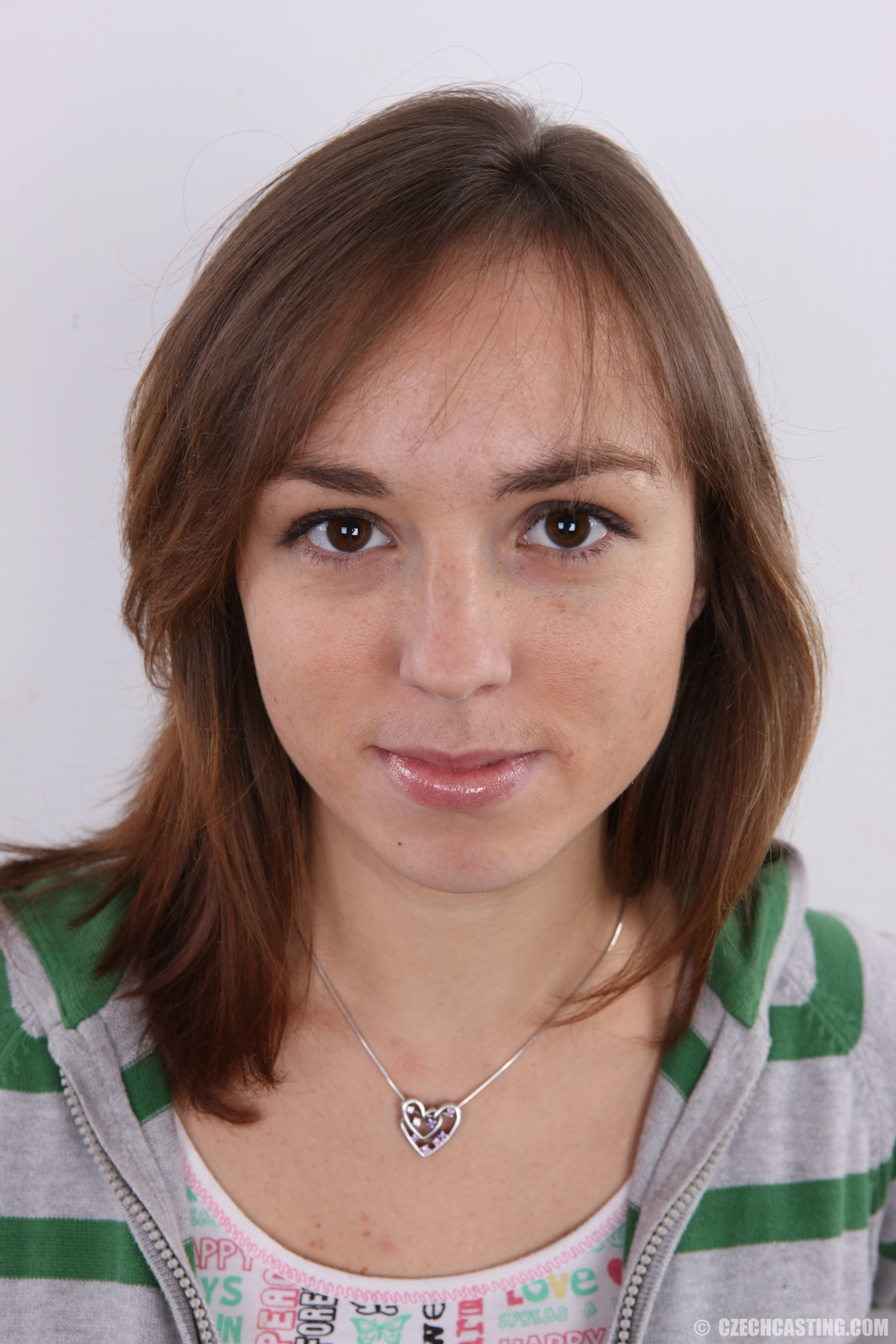 Julie - Czech Casting