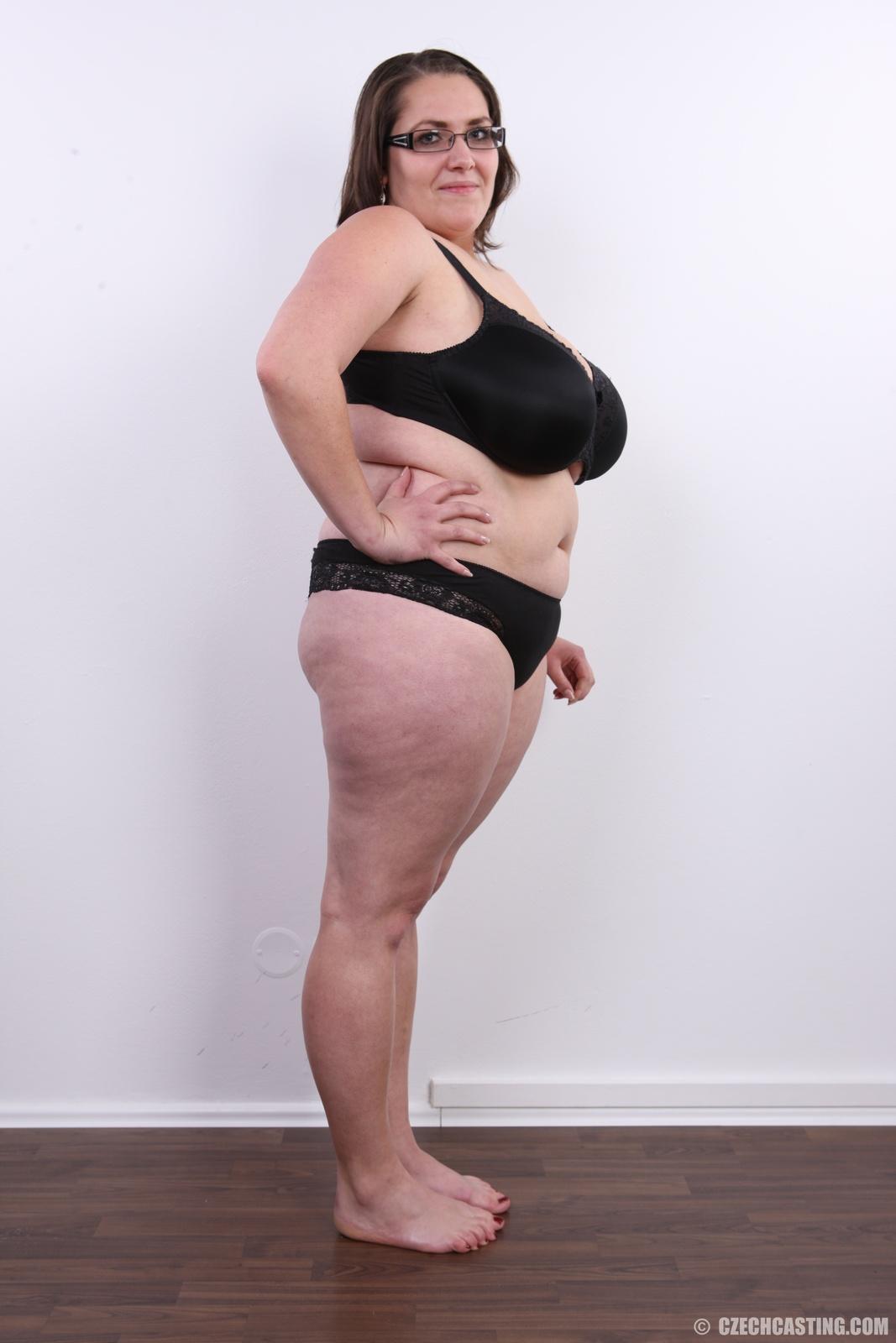 кастинг толстушки